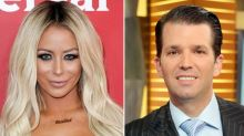 Aubrey O'Day Says Donald Trump Jr. Is No Longer 'the Person I Fell in Love with'