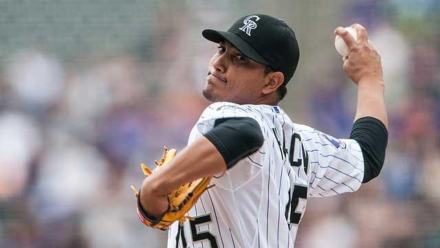 Strong starts for fantasy pitchers