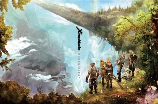 Wii JRPG Xenoblade Chronicles coming to new 3DS