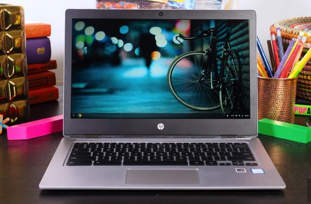 HP Chromebook 13 review: a great laptop that doesn't come cheap
