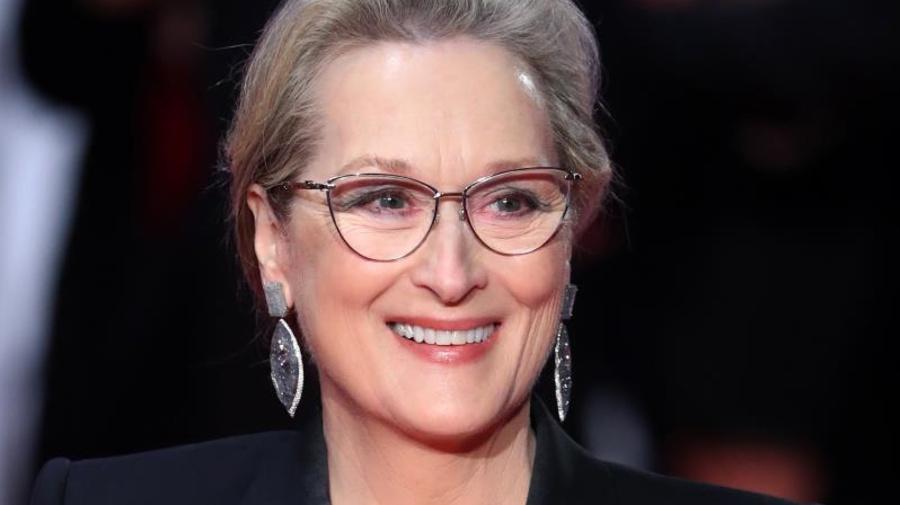 La próxima película de Meryl Streep se verá en la nueva plataforma HBO Max