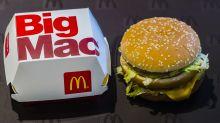 McDonald's loses Big Mac
