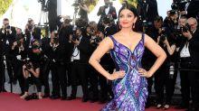 Aishwarya Rai's Cannes Dress Took 3,000 Hours