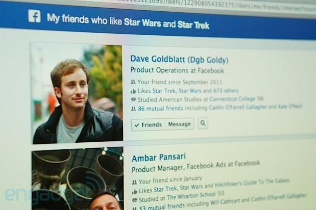 Facebook rolling out Graph Search to US users this week