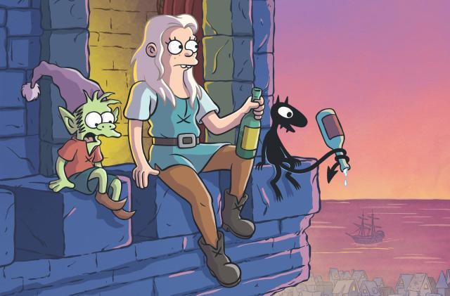 Matt Groening's 'Disenchantment' returns to Netflix on September 20
