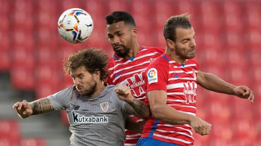 Com gol de brasileiro, Granada avança na fase prévia da Liga Europa