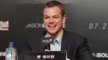 Matt Damon 'Totally Fine' With Younger Actor Taking Over Jason Bourne Someday