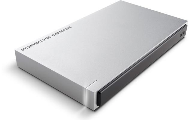 LaCie's latest portable drive is (almost) ideal for your new MacBook