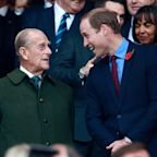 Prince William Calls Prince Philip An 'Extraordinary Man' In Touching Tribute