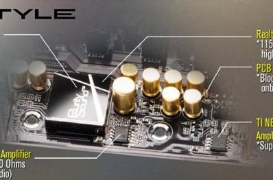 ASRock Purity Sound motherboards come with better audio shielding, headphone amps
