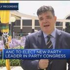 South Africa's ANC to elect new party leader at conferenc...