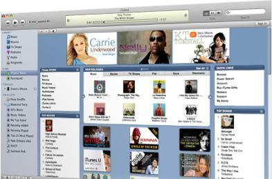 Apple's iTunes 7.6 plays nice with 64-bit Vista