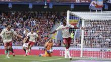 Foot - Monaco - Aurélien Tchouaméni (Monaco) interpelle l'UEFA après les cris racistes à Prague