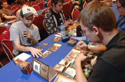 WoW TCG hosts World Champs in Paris this weekend