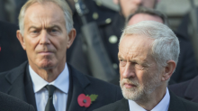 Tony Blair believes a Jeremy Corbyn government would take UK 'further to the left than ever before'
