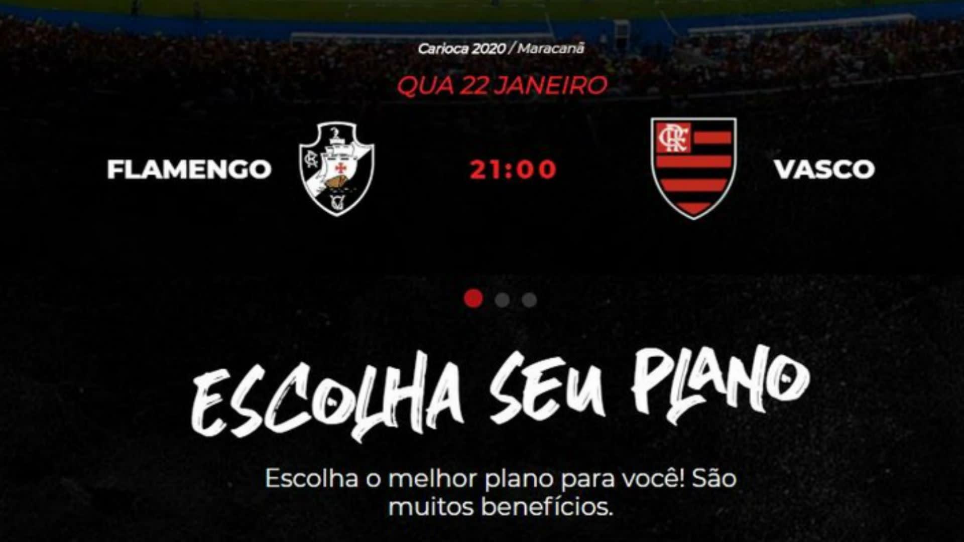 Flamengo Troca Seu Escudo Pelo Do Vasco Em Site E Revolta