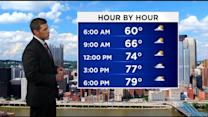 KDKA-TV Nightly Forecast (6/16)