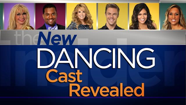 New Cast of 'Dancing With the Stars' Revealed