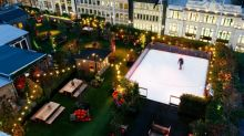 John Lewis Oxford Street to launch ice skating on its rooftop bar