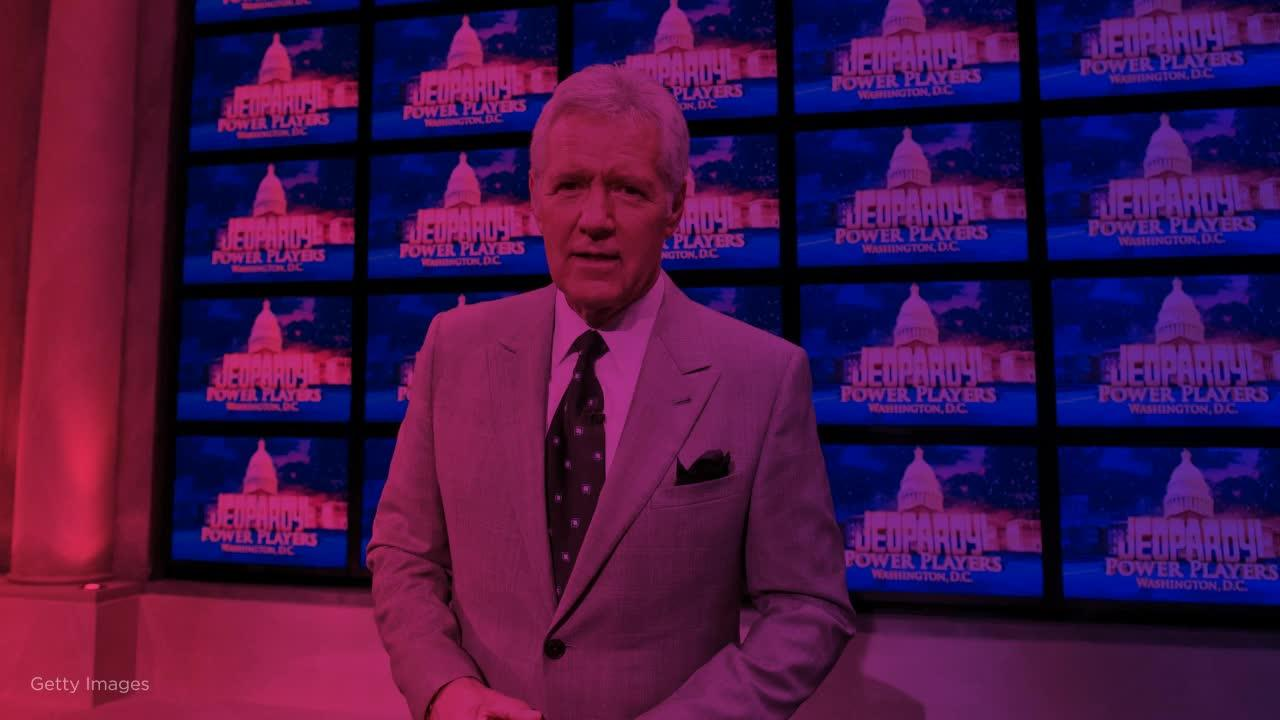 Host Alex Trebek says he's 'nearing the end' of his life amid cancer complications