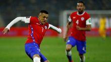 El chileno Alexis Sánchez se lesiona y queda fuera de la primera fase de la Copa América