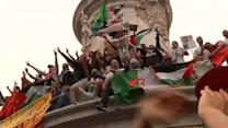 Protesters across Europe denounce Israel's Gaza offensive