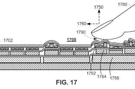 Patent application highlights Apple's continued flirtation with haptic feedback
