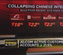 JD.com becomes latest victim in Chinese internet stock co...