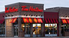Tim Hortons sales expected to drop 13.7% in Canada