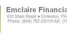 Emclaire Financial Corp Reports Earnings for Third Quarter 2020