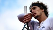 Alexander Zverev under fire again after failing to consult French Open doctors about 38-degree fever before defeat
