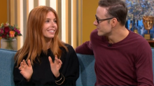 Stacey Dooley: 'Strictly' is escapism from war zones