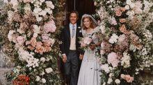 Prinzessin Beatrices heimliche Hochzeit: erste Fotos