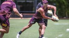 Bronco has no drama with NRL benching