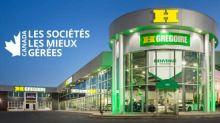 HGrégoire reconnue comme l'une des sociétés les mieux gérées au Canada