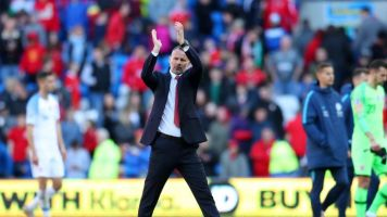 Wales vs Slovakia: Ryan Giggs hopes young players learn from testing victory in Euro 2020 qualifier