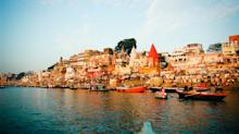 Ganga Receives First Legal Notice After Getting Human Status