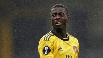 Arsenal legend Henry backs Pépé