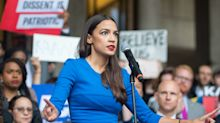 Right-wing radio host blasted for 'creepy' comment about Rep. Alexandria Ocasio-Cortez being 'cute' in high school