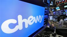 Chewy posts wider than expected loss, upbeat loss