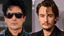 Tommy Lee's Father's Day spat with son latest in long history of his parenting problems (updated)