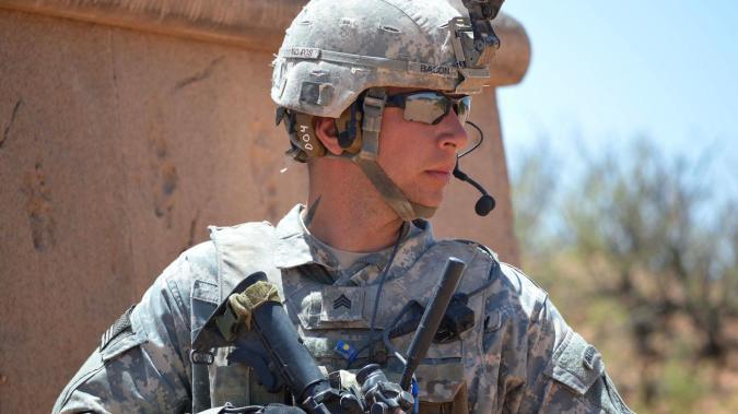 Sgt. Betty Boomer/US Army