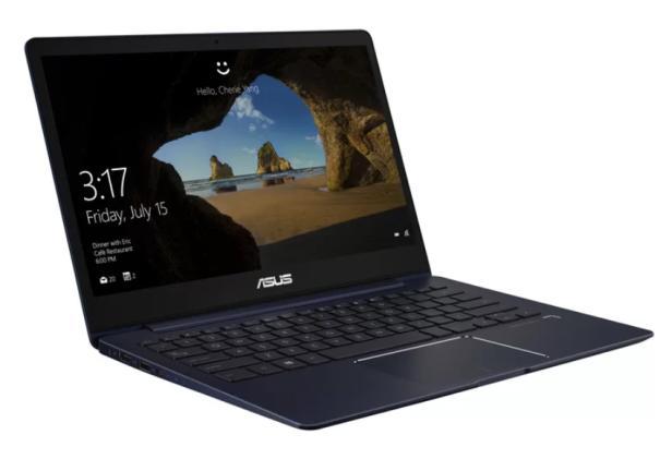ASUS puts discrete graphics inside its ultra-thin ZenBook