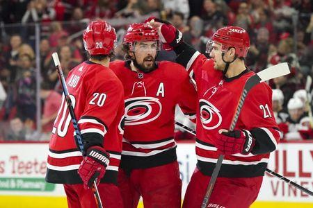 cfd47659f0b NHL roundup  Hurricanes end long playoff drought