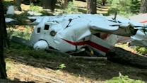 Palo Alto man dies, wife hurt in plane crash
