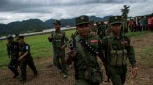 Gas explosion kills 16 in Myanmar's remote Wa state: Wa army