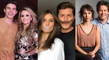 4 casais famosos que se apaixonaram nos bastidores de novelas