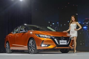 預接單創1,500輛佳績!全新Nissan Sentra售價73.9萬元起在台上市