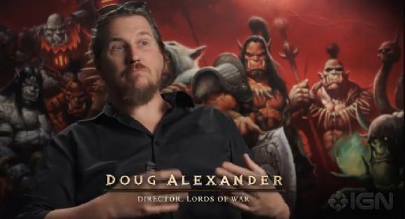 Blizzard presents Behind the Scenes on Lords of War