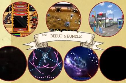 Indie Royale Debut 6 Bundle contains 8 games